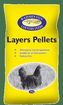 Wishing Wells Farm Animal Feeds Layers Pellets