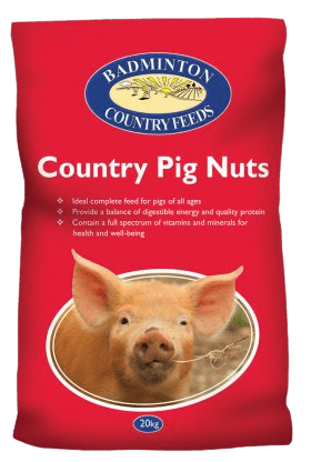 Wishing Wells Farm Country Pig Nuts Pig Feed