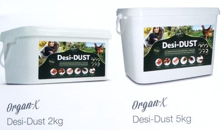 Wishing Wells Farm Desi-Dust 5Kg Animal Mite Solutions