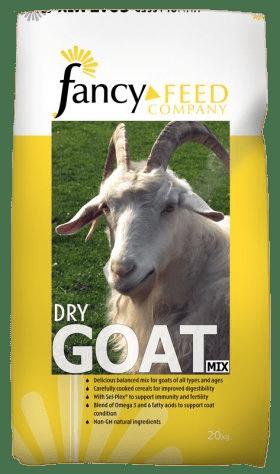 Wishing Wells Farm Fancy Feed Dry Goat Mix Feed for sale