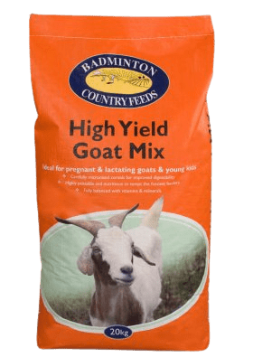 Wishing Wells Farm Goat Feed High Yield