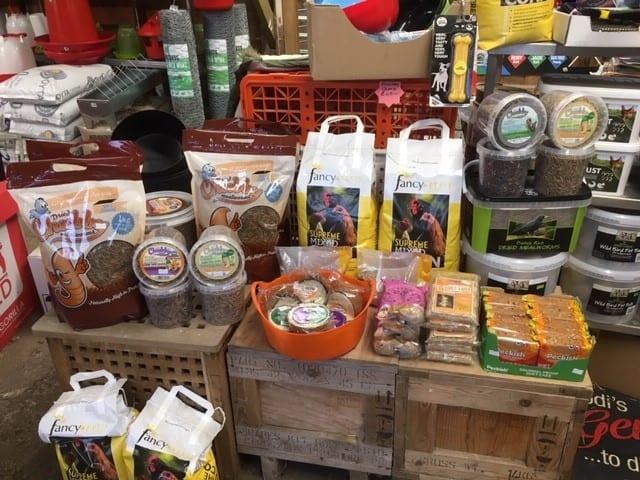Hen Suppliments and Treats - Wishing Wells Farm