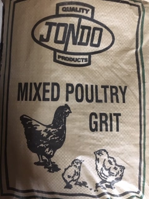 Mixed Poultry Grit - Wishing Wells Farm