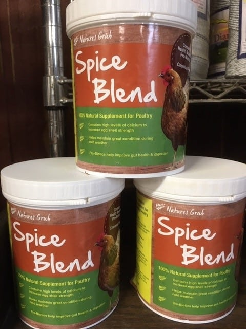 Spice Blend for Hens - Wishing Wells Farm