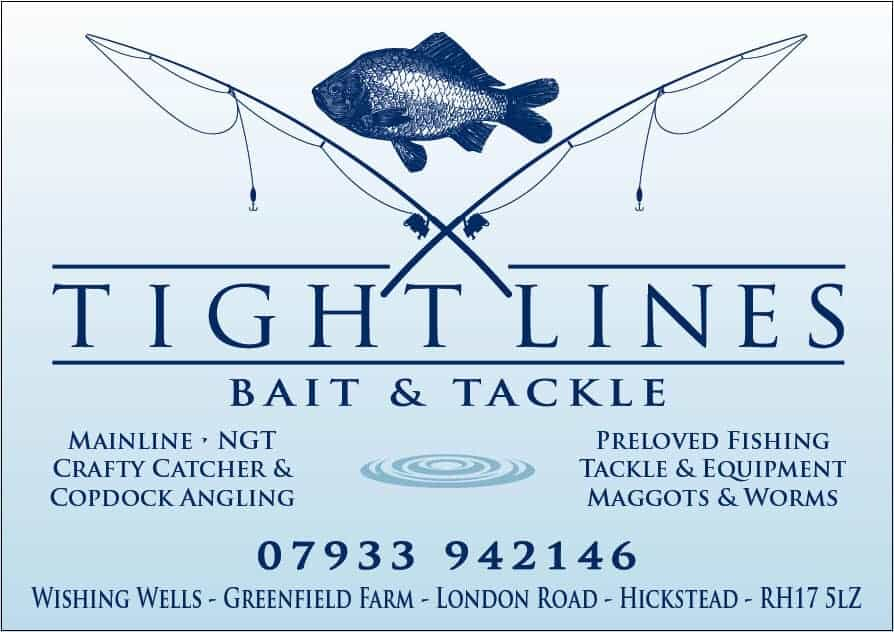 Tight Lines Fishing Supplies Shop Sussex