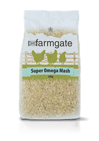 Wishing Wells Farm Omega Mash Chicken Feed